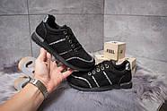Кроссовки женские 14281, Ideal Black, черные ( 36 37 38  ), фото 2