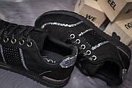 Кроссовки женские 14281, Ideal Black, черные ( 36 37 38  ), фото 6