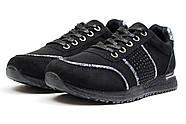 Кроссовки женские 14281, Ideal Black, черные ( 36 37 38  ), фото 7