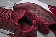 Кроссовки женские 14453, Nike Air 270, бордовые ( 37 40  ), фото 6