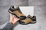 Кроссовки мужские 14685, Columbia Waterproof, коричневые ( 41 44  ), фото 2