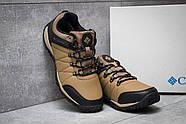 Кроссовки мужские 14685, Columbia Waterproof, коричневые ( 41 44  ), фото 3