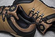 Кроссовки мужские 14685, Columbia Waterproof, коричневые ( 41 44  ), фото 6