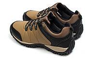 Кроссовки мужские 14685, Columbia Waterproof, коричневые ( 41 44  ), фото 8
