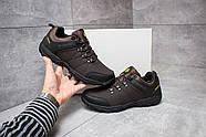 Кроссовки мужские 14686, Columbia Waterproof, коричневые ( 41  ), фото 2
