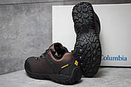 Кроссовки мужские 14686, Columbia Waterproof, коричневые ( 41  ), фото 4