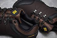 Кроссовки мужские 14686, Columbia Waterproof, коричневые ( 41  ), фото 6