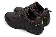 Кроссовки мужские 14686, Columbia Waterproof, коричневые ( 41  ), фото 8