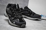 Кроссовки мужские 14691, Columbia OutDry, черные ( 41  ), фото 5
