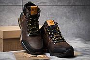Зимние мужские ботинки 30931, Timberland Pro Series, коричневые ( 40  ), фото 3