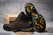 Зимние мужские ботинки 30931, Timberland Pro Series, коричневые ( 40  ), фото 4