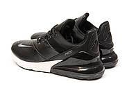 Кроссовки мужские 15161, Nike Air 270, черные ( 41 42 43 44 46  ), фото 8