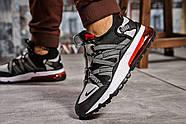 Кроссовки мужские 15485, Nike Air, серые ( 44 45  ), фото 5