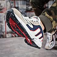 Кроссовки мужские 15913, Adidas Galaxy, бежевые ( 41 43 44 45  ), фото 5