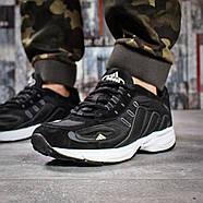Кроссовки мужские 15915, Adidas Galaxy, черные ( 41 43 44 45 46  ), фото 2