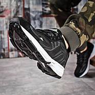 Кроссовки мужские 15915, Adidas Galaxy, черные ( 41 43 44 45 46  ), фото 5
