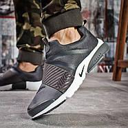 Кроссовки мужские 15922, Nike Air, темно-серые ( 42 43 44 45  ), фото 4