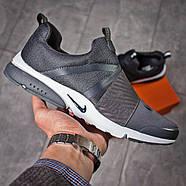 Кроссовки мужские 15922, Nike Air, темно-серые ( 42 43 44 45  ), фото 7
