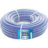 Шланг гофра сифонный Interhose Spiral 100 мм бухта 25м
