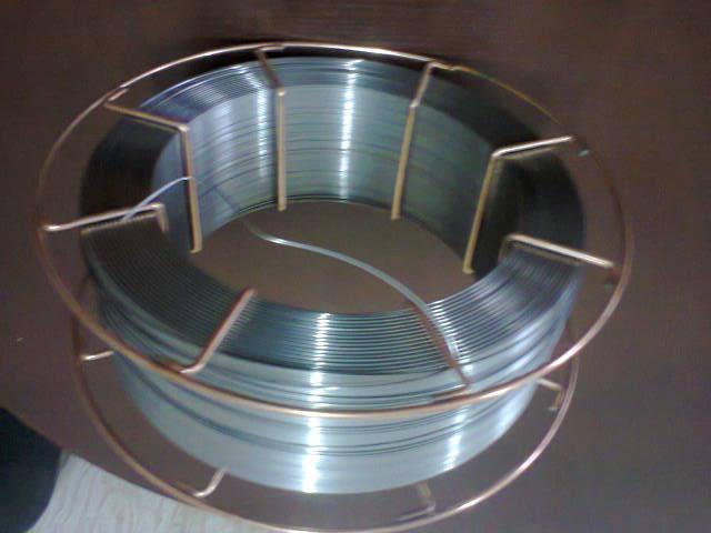 Порошковая проволока для наплавки NVT-163М1