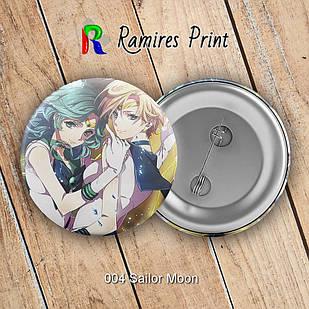Значок Sailor Moon 004