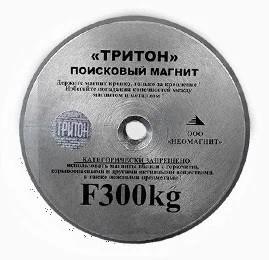 Писковый магнит ТРИТОН F300, односторонний