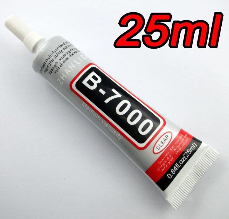 Клей герметик B-7000 (Zhanlida) для монтажа дисплеев 25мл.