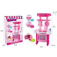 Игровой набор Small Toys Кухня с функцией холодного пара