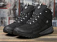 Зимние кроссовки  на меху Supo Sport, черные (30972) размеры в наличии ► [  (последняя пара)  ], фото 2
