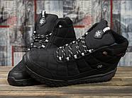 Зимние кроссовки  на меху Supo Sport, черные (30972) размеры в наличии ► [  (последняя пара)  ], фото 3