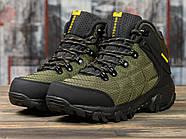 Зимние кроссовки  на меху Merrell Waterproof, хаки (31011) размеры в наличии ► [  (последняя пара)  ], фото 2