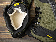 Зимние кроссовки  на меху Merrell Waterproof, хаки (31011) размеры в наличии ► [  (последняя пара)  ], фото 5