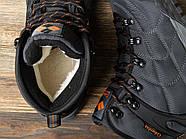 Зимние мужские кроссовки 31021, Columbia, темно-серые ( 41 43  ), фото 5