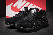 Кроссовки мужские 11442, Nike Huarache Ultra, черные ( 45  ), фото 2