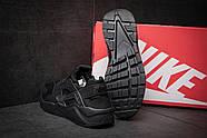 Кроссовки мужские 11442, Nike Huarache Ultra, черные ( 45  ), фото 5