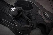 Кроссовки мужские 11442, Nike Huarache Ultra, черные ( 45  ), фото 8