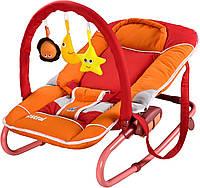Кресло-шезлонг Caretero Astral Red, фото 1