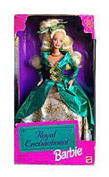 Коллекционная кукла Барби Вечерняя элегантность Barbie Evening Elegance Royal Enchantment 1995 Mattel 14010