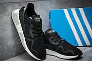 Кроссовки мужские 11842, Adidas  EQT Cushion ADV, черные ( 44  ), фото 3