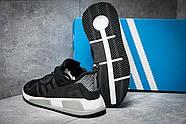 Кроссовки мужские 11842, Adidas  EQT Cushion ADV, черные ( 44  ), фото 4