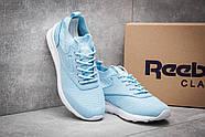 Кроссовки женские 12463, Reebok  Zoku Runner, голубые ( 40  ), фото 3