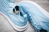 Кроссовки женские 12463, Reebok  Zoku Runner, голубые ( 40  ), фото 6