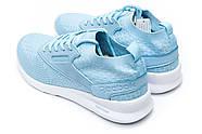 Кроссовки женские 12463, Reebok  Zoku Runner, голубые ( 40  ), фото 8