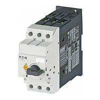 Автомат защиты двигателя PKZM4-16, Ir=6.3-10А Eaton (Moeller) 222350