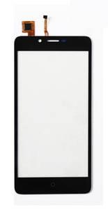 Сенсор (Тачскрин) для Pixus Volt | Leagoo Kiicaa Power | Ergo B501 (Черный) Оригинал Китай