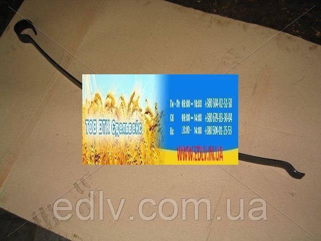 Лист ресори №2 задній УАЗ 469 1250мм (пр-во Чусовая) 469-2912102-03