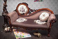 Мебель Барокко, софа под старину на заказ, софа из дерева, резная софа от производителя