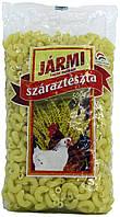 Макарони Jarmi-fele Ріжки Великі 500г Угорщина, фото 1