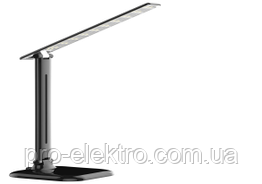 Наст. лампа RIGHT HAUSEN Стандарт LED GLORY 9W чорна HN-245212