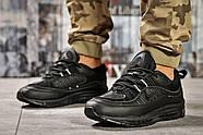 Кроссовки мужские 12671, Nike Aimax Supreme, черные ( 42 43 46  ), фото 2
